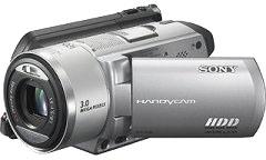 Sony DCR-SR90 Festplatten-Camcorder