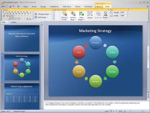 Office 2007 Powerpoint