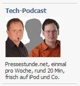 Facebook-Ad für Pressestunde.net