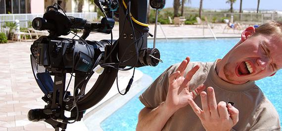 Videoproduktion, (c) James Lopez